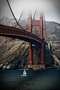 Golden Bridge, San Francisco