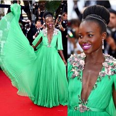 #Exquisite #Looks from The #Day1 of The #Cannes #FilmFestival #2015 #lupitanyongo