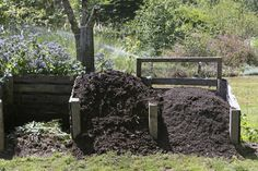 Compost returns organic matter to the soil in a usable form. Here's a helpful article about how to compost at home from Countryside Magazine.