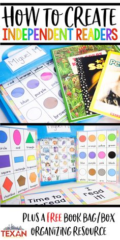 Independent reading in the classroom doesn't have to be a headache!  From accountability to management it came seem daunting, but it is possible to create independent readers in early elementary - yes that includes Kindergarten and First Grade!  These tips will help take the headache out of independent reading time!
