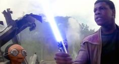 New Star Wars promo features footage of Lupita Nyongo character