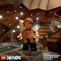 News Entertainer: LEGO Dimensions celebra 52º aniversário de Doctor Who Doctor Who, Eleventh Doctor, The Avengers, Age Of Ultron, Winter Soldier, Dr Who Lego, Pokemon Go, Jon Pertwee, Cinema