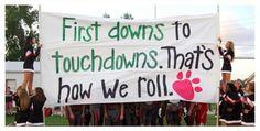 Poster Little League Football, First Down, Poster, Billboard