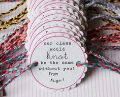 Friendship Bracelet Valentines: Here's a fun valentine for gradeschoolers and teens. Simply print out the downloadable cards, then punch a hole through to attach your own handmade friendship bracelet.Get the free Friendship Bracelet Valentines download>>See more ideas on our Valentines from Kids Pinterest board.Photo Source: LilSugar via Dandee Designs
