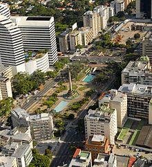 2000' - Plaza Francia, Caracas