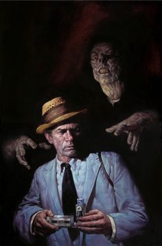 Kolchak: The Night Stalker by EMGist.deviantart.com on @deviantART