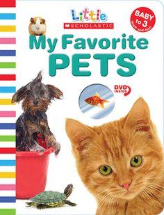 Little Scholastic: My Favorite Pets