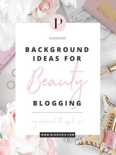 """Any beauty bloggers out there, you would know the need for interesting backgrounds. I think most of us have done the """"background hunt"""" around the house for any textured, patterned, printed or coloured surface to use for product photography. A white surface is all well and good, but if you want to up the interest… Photo Fix, Blog Backgrounds, E Dawn, Branding, Makeup Blog, Blog Writing, Background For Photography, Blog Tips, Product Photography"""