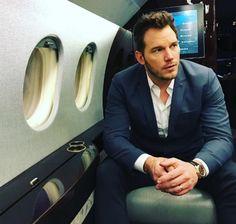Chris Pratt - Dec 3rd 2016
