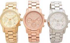 Michael Kors Runway Collection Multi-Color Women's Watch - MK5683 : Disclosure: Affiliate link $589.10