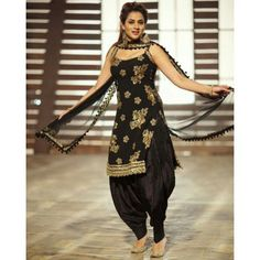Rs.1749, Buy Online Morpich Creation Cotton Black Embroidered Unstitched Patiala Style Suit - Mcs15 - Morpich Creation - Reviews - Indiarush