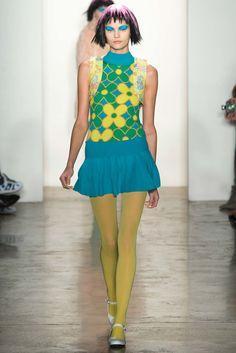 Jeremy Scott Fall 2015 Ready-to-Wear Fashion Show - Kate Grigorieva