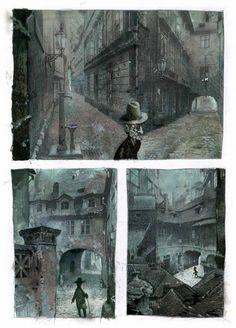 Pavel Čech Dungeon Maps, Illustration Art, Illustrations, Painting & Drawing, Drawings, Image, Paintings, Drawing Drawing, Paint
