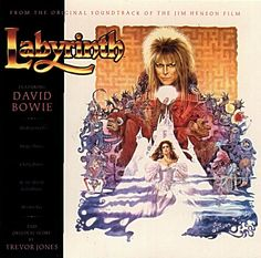 Labyrinth: baby-snatching, tights-wearing, singing men never looked so awesome. lol