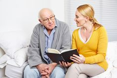 Elderly Care in Manchester NJ: Many elderly loved ones with dementia find it difficult to communicate with other people. As your loved one's caregiver, you can help to bridge the gaps and make communication easier.