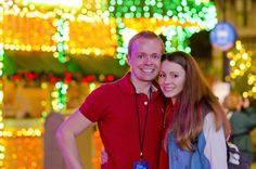 Tips for taking a great Christmas Card photo at Walt Disney World!