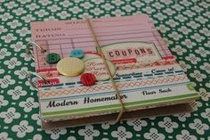 OA coupon organizer  cute project