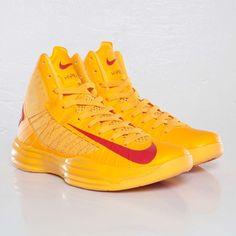 "buy popular 1095c 4535b Nike Lunar Hyperdunk 2012 ""Trojans"" Nike Lunar, Nike Store, Basketball  Shoes,"