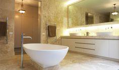 Bathroom Inspiration | Contemporary Style Bathroom in South Yarra - VIC | Reece Bathrooms