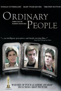 Ordinary People (1980)... another very personal film for me... again, related to and have been every character except Mary's (and i've never attempted suicide)
