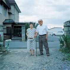 (Cui Cui by 川内倫子) 喜歡帶藍綠灰的偏冷色調
