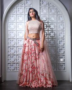 Eesha Rebba Beautiful in Lehenga Choli Beautiful Girl Indian, Beautiful Indian Actress, Hot Actresses, Indian Actresses, Bad Fashion, Indian Fashion, Glamour Dolls, Lehenga Choli, Lehenga Blouse
