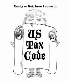 President Trump And The New Tax Code