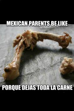 Mexicans be like Spanish Jokes, Funny Spanish Memes, Funny Relatable Memes, Funny Jokes, Hilarious, Relatable Posts, It's Funny, Mexican Funny Memes, Funny Humor