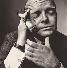 Truman Capote © Irving Penn / Irving Penn Foundation