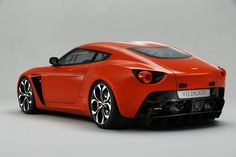 Aston Martin V12 Zagato: Just 101 units