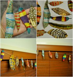 A beautiful activity -> Paint Leaves Mais - Hakelns Aboriginal Art For Kids, Aboriginal Education, Aboriginal Culture, Projects For Kids, Art Projects, Tree Study, Preschool Art, Preschool Activities, Forest School