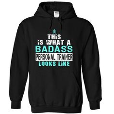 Personal Trainer 1 ll - #shirt with quotes #baja hoodie. LIMITED AVAILABILITY => https://www.sunfrog.com/LifeStyle/Personal-Trainer-1-ll-Black-Hoodie.html?68278