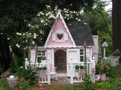 Cute House, Pink Houses, At Home Store, My New Room, Pink Aesthetic, Aesthetic Pictures, Scenery, Pastel, Exterior