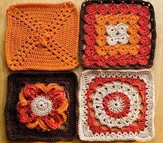 Handmade by Fiona: 2012 BAMCAL: January Blocks   # Pin++ for Pinterest #