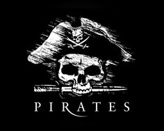 Pirates. That says it all.  #pirate