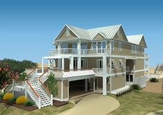 Twiddy Outer Banks Vacation Home - Story House - Corolla - Oceanfront - 11 Bedrooms