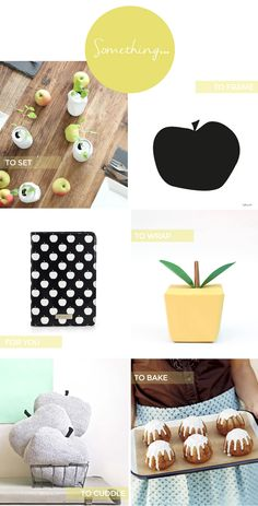 Nalle's House Apple fall DIY ideas and decorations