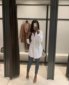 Summer Work Outfits, Casual Work Outfits, Mode Outfits, Classy Outfits, Stylish Outfits, Spring Outfits, Fashion Outfits, Womens Fashion, Teen Fashion