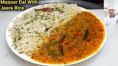 Lal Masoor Dal Tadka | Pressure Cooker Jeera Rice | मसूर दाल तड़का | Dal Fry | Chef Ashok - YouTube Dal Fry, Masoor Dal, Jeera Rice, Paratha Recipes, Rice Recipes, Lentils, Cooker, Fries, Curry