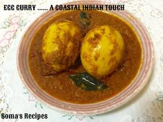 CURRY AND SPICE: EGG CURRY....... A COASTAL INDIAN TOUCH