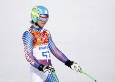 DAY 10:  Adam Zampa of Slovakia competes during the Alpine Skiing Men's Super-G http://sports.yahoo.com/olympics