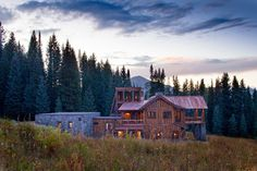 Tipple House - rustic - Exterior - Other Metro - Sunlit Architecture