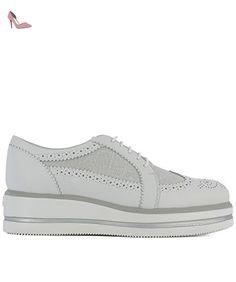 Chaussures De Sport Pour Les Femmes En Vente, Beige, Suède, 2017, 37 35,5 38 38,5 39 40 Hogan