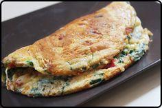 Frittata z szynką, serem, pomidorami i szczypiorkiem – pokoleniefit blog