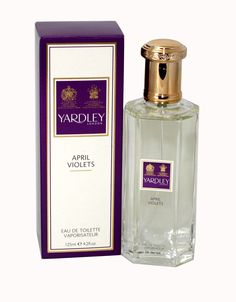 April Violets Perfume by Yardley of London For Women