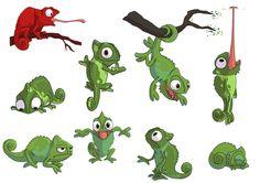 pascal chameleon - Google Search
