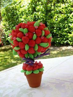 Certain fond pousser des arbres fruitiers moi ses des arbre de bonbons