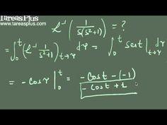 Transformada de laplace de una integral