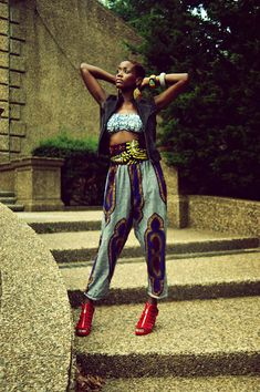 #africa #fashion #style