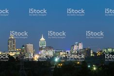 Sandton City in the evening. Royalty Free Stock Photos, Skyline, Website, City, Image, City Drawing, Cities
